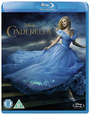 Cinderella (2015) (Blu-ray) (Pulled)