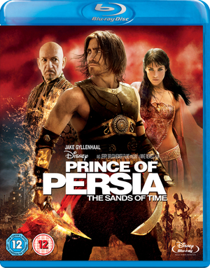 Prince of Persia - The Sands of Time (2010) (Blu-ray) (Retail Only)