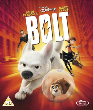Bolt (2008) (Blu-ray) (Retail Only)