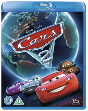 Cars 2 (2011) (Blu-ray) (Retail Only)