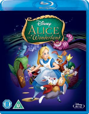 Alice in Wonderland (Disney) (1951) (Blu-ray) (Retail Only)
