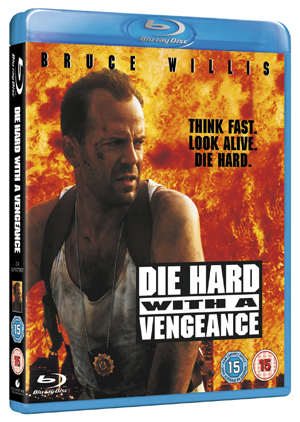 Die Hard With a Vengeance (1995) (Blu-ray) (Retail / Rental)
