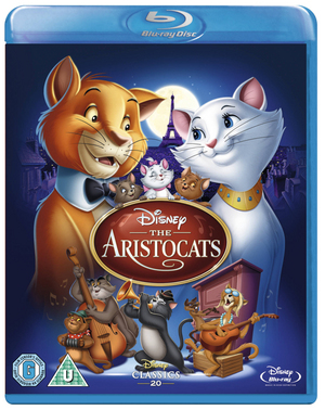 The Aristocats (1970) (Blu-ray) (Retail / Rental)