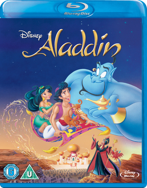 Aladdin (Disney) (1993) (Blu-ray) (Retail / Rental)