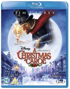 A Christmas Carol (2009) (Blu-ray) (Retail / Rental)