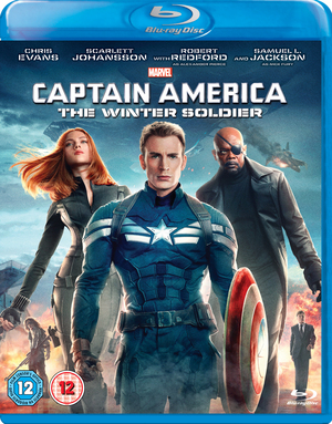 Captain America: The Winter Soldier (2014) (Blu-ray) (Retail Only)