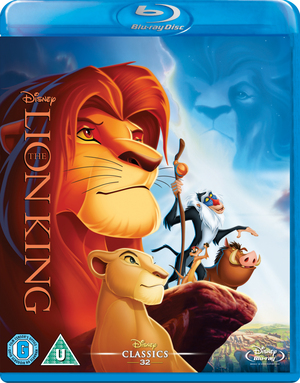 The Lion King (1994) (Blu-ray) (Retail / Rental)