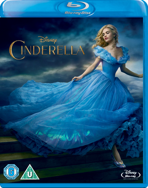Cinderella (2015) (Blu-ray) (Retail Only)