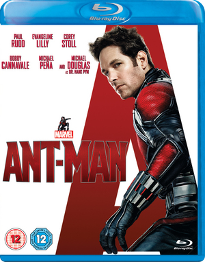 Ant-Man (2015) (Blu-ray) (Retail Only)
