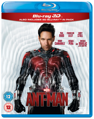 Ant-Man (2015) (Blu-ray) (3D Edition with 2D Edition) (Retail Only)