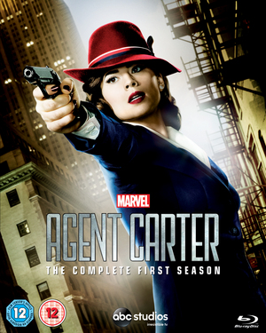Marvel's Agent Carter: The Complete First Season (2015) (Blu-ray) (Retail / Rental)