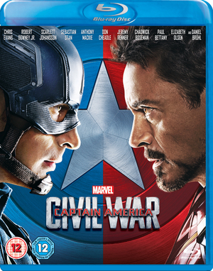 Captain America: Civil War (2016) (Blu-ray) (Retail Only)