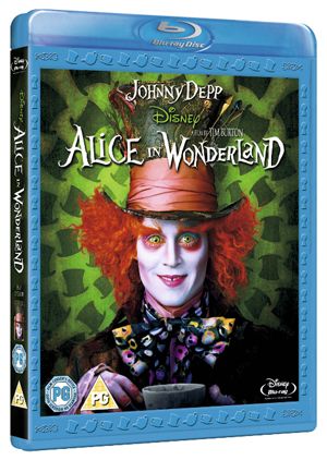 Alice in Wonderland (2010) (Blu-ray) (Limited Edition) (Deleted)