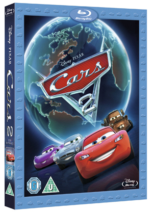 Cars 2 (2011) (Blu-ray) (Limited Edition) (Deleted)