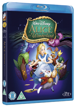 Alice in Wonderland (Disney) (1951) (Blu-ray) (Limited Edition) (Deleted)