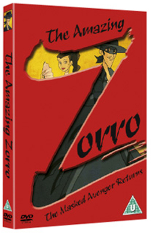 The Amazing Zorro - The Masked Avenger Returns (2002) (Deleted)