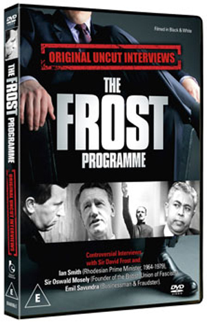 The Frost Programme - Original Uncut Interviews (Deleted)