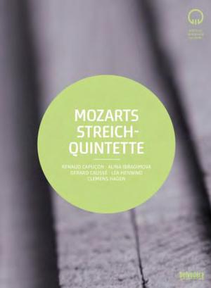 Mozart: String Quintets (Retail / Rental)