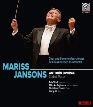 Mariss Jansons: Dvorák - Stabat Mater (2015) (Blu-ray) (Retail / Rental)