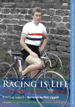 Racing Is Life - The Beryl Burton Story (2012) (Retail / Rental)
