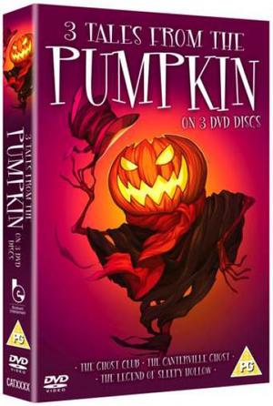 3 Tales from the Pumpkin (Box Set) (Retail / Rental)