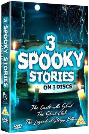 3 Spooky Stories (Retail / Rental)