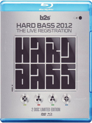 Hard Bass 2012: The Live Registration (2012) (with Blu-ray (Limited Edition) - Double Play) (Retail Only)