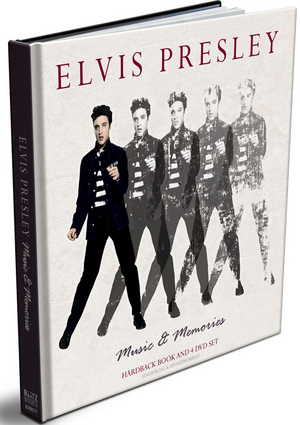 Elvis Presley: Music and Memories (2014) (with Book) (Retail / Rental)