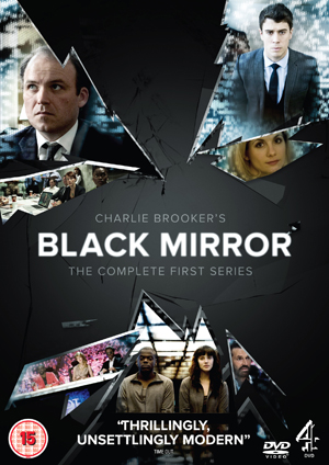 Charlie Brooker's Black Mirror: The Complete First Series (2011) (Retail / Rental)