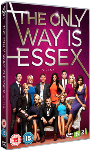 The Only Way Is Essex: Series 3 (2011) (Retail / Rental)