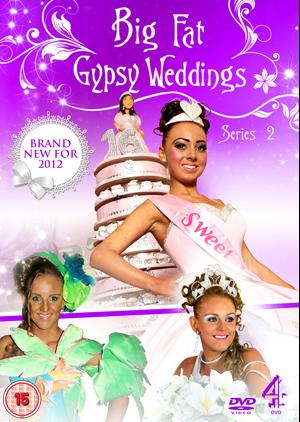 Big Fat Gypsy Weddings: Series 2 (2012) (Retail / Rental)
