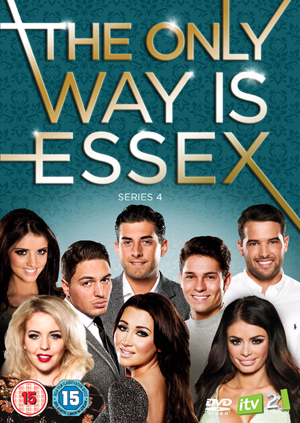 The Only Way Is Essex: Series 4 (2012) (Retail / Rental)