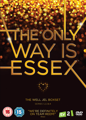 The Only Way Is Essex: Series 1-4 (2012) (Box Set) (Retail / Rental)