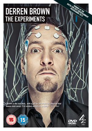Derren Brown: The Experiments (2012) (Retail / Rental)