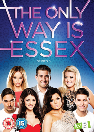 The Only Way Is Essex: Series 5 (2012) (Retail / Rental)