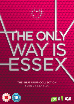 The Only Way Is Essex: Series 1-6 (2012) (Retail / Rental)