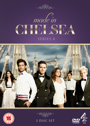 Made in Chelsea: Series 4 (2012) (Retail / Rental)