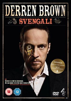 Derren Brown: Svengali (2012) (Retail / Rental)