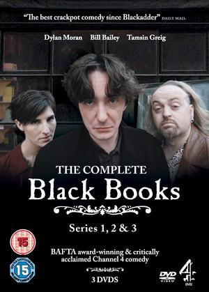 Black Books: Series 1-3 (2004) (Box Set) (Retail / Rental)