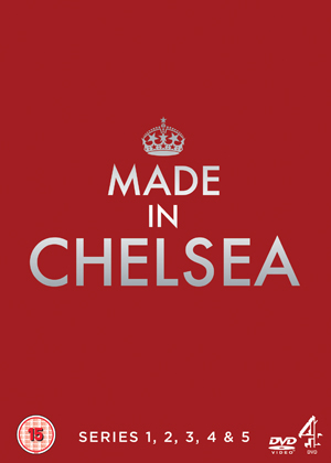Made in Chelsea: Series 1-5 (2013) (Retail / Rental)