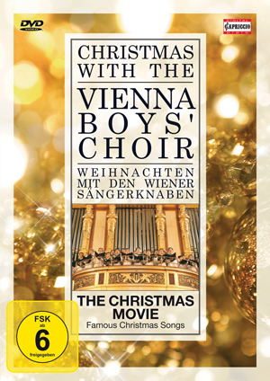 Vienna Boys' Choir: Christmas With the Vienna Boys' Choir (2012) (NTSC Version) (Retail / Rental)