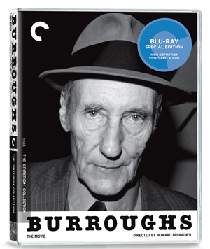 Burroughs: The Movie - The Criterion Collection (1983) (Blu-ray) (Restored) (Retail Only)