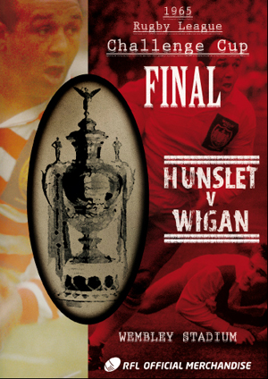 Rugby League Challenge Cup Final: 1965 - Hunslet V Wigan (1965) (Retail / Rental)