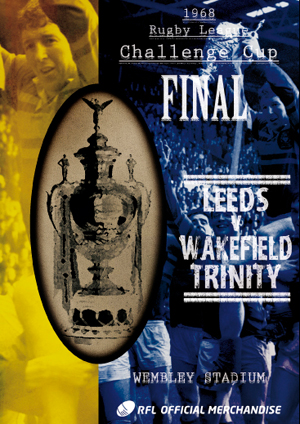 Rugby League Challenge Cup Final: 1968 - Leeds V Wakefield... (1968) (Retail / Rental)