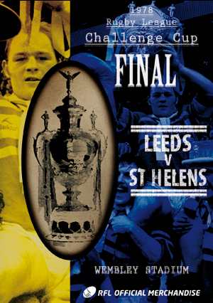 Rugby League Challenge Cup Final: 1978 - Leeds V St Helens (1978) (Retail / Rental)