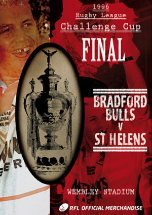 Rugby League Challenge Cup Final: 1996 - Bradford Bulls V St... (1996) (Retail / Rental)