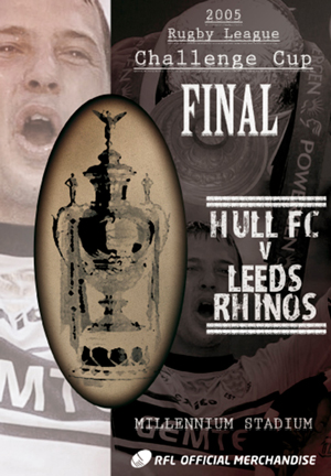 Rugby League Challenge Cup Final: 2005 - Hull FC V Leeds Rhinos (2005) (Retail / Rental)