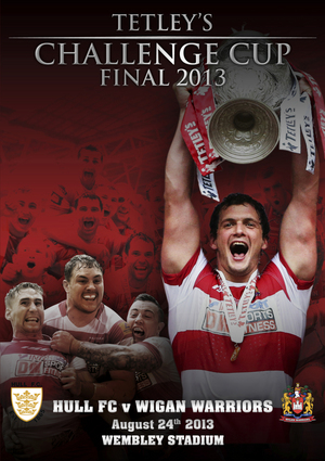 Tetley's Challenge Cup Final: 2013 (2013) (Retail / Rental)