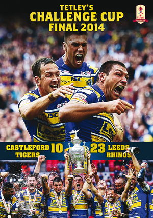 Tetley's Challenge Cup Final: 2014 (2014) (Collector's Edition) (Retail / Rental)
