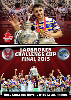 Ladbrokes Challenge Cup Final: 2015 (2015) (Retail / Rental)